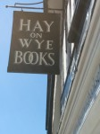 the epicentre of the second hand book world